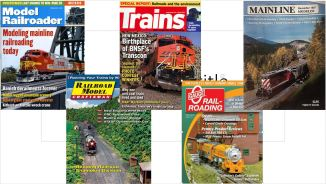 Model-Railroad-Magazines