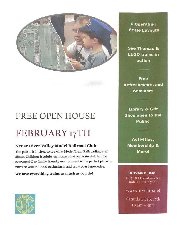 feb2018 open house